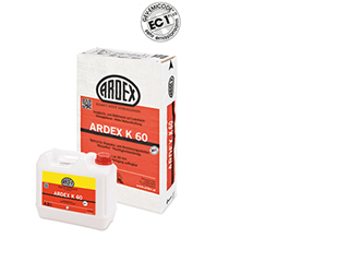 Ardex ARDEX K 60* - Baustoffkataloge
