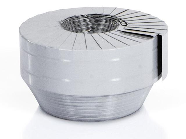 steinonorm® Abschlussmanschetten grau lackiert