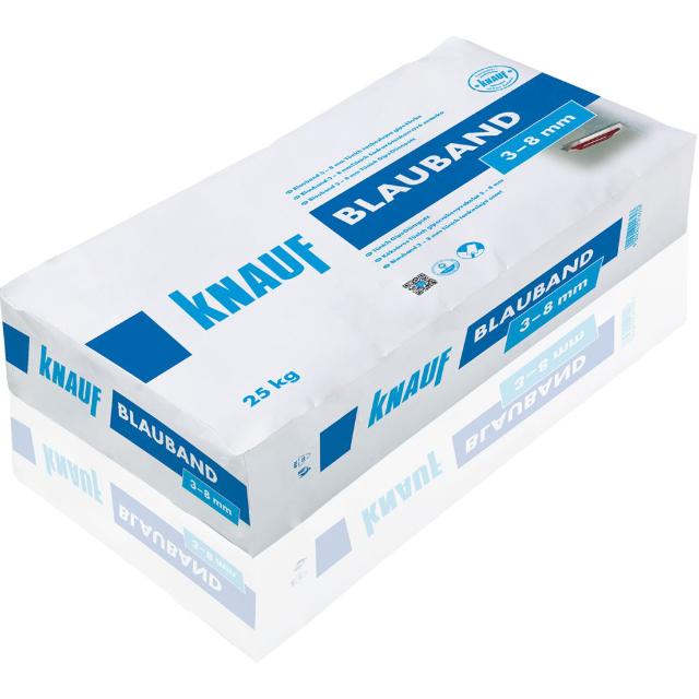 Blauband Tünich Gips-Dünnputz 3-8 mm