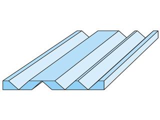 3+1 V-Fräsung 90° unverleimt