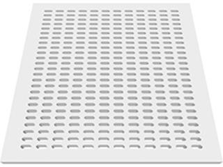 Kassette Contur Tangent, 600 x 600 mm