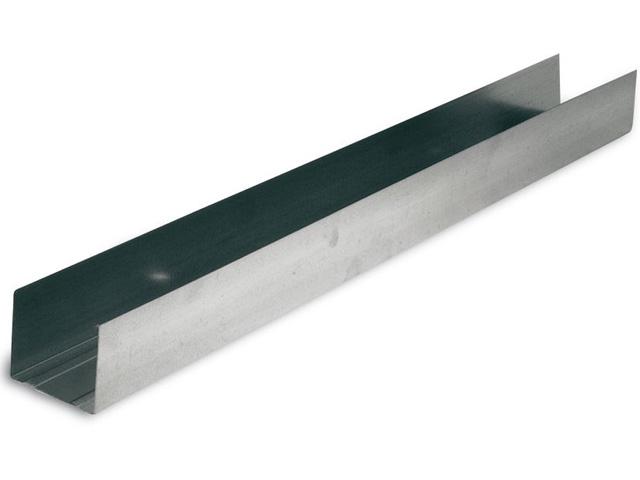 UW-Profil 150 x 40 x 0,6 mm