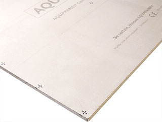 AQUAPANEL® Cement Board Outdoor 12,5