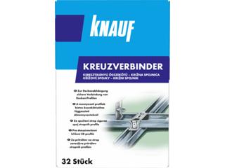 Kreuzverbinder für CD-Profil 60/27