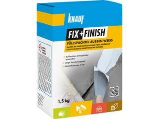 Fix + Finish Füllspachtel Außen Weiß