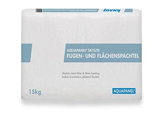 AQUAPANEL® SkyLite Fugen- und Flächenspachtel