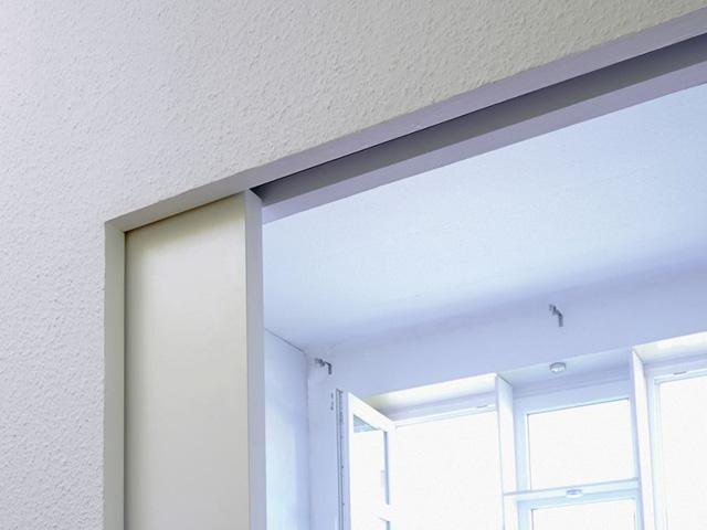Spachtellaibung für Pocket Kit - Sonder - Holztürblatt