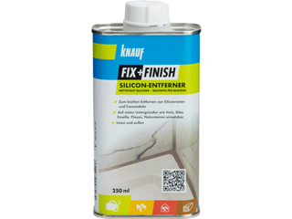 Fix + Finish Silicon-Entferner