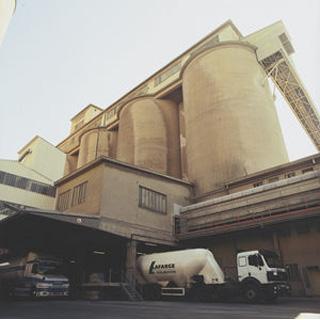 Geschäftsbereich Zement