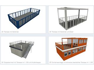 Terrassencontainer