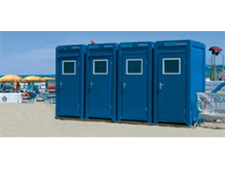 WC-Container 5'