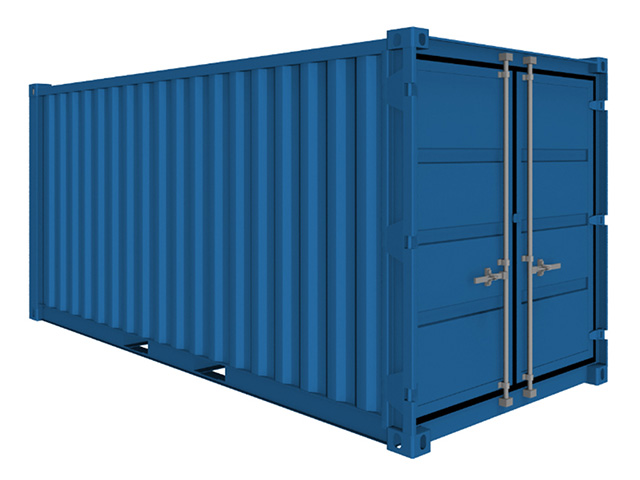 Lagercontainer 15'