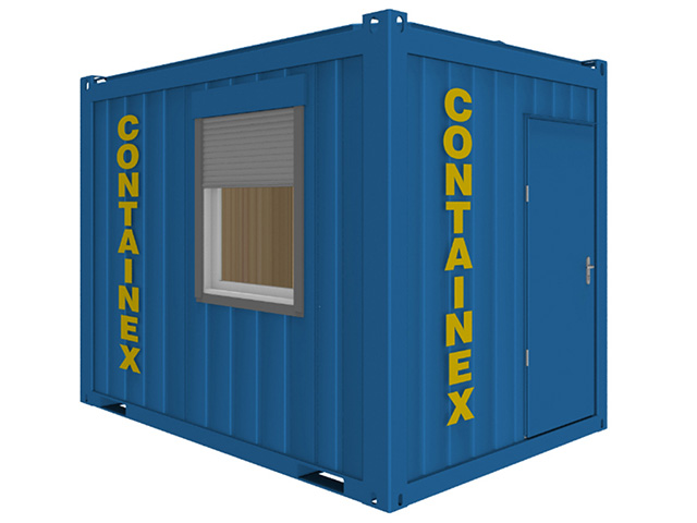 Bürocontainer 10'