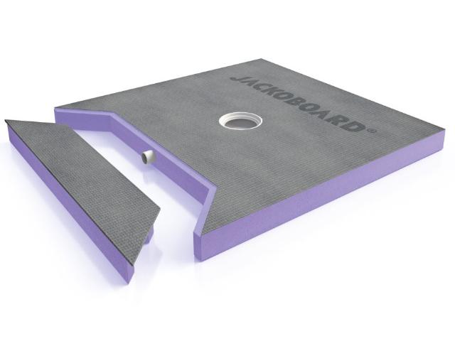 JACKOBOARD Aqua Solid Premium Ablauf zentral