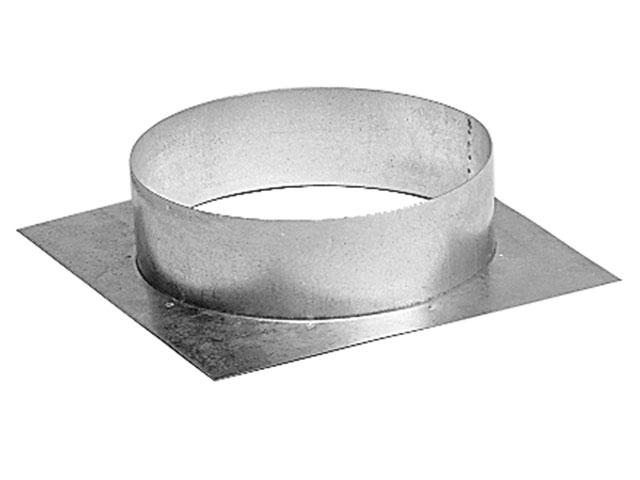 Schalblech für Ortbeton Abdeckplatte
