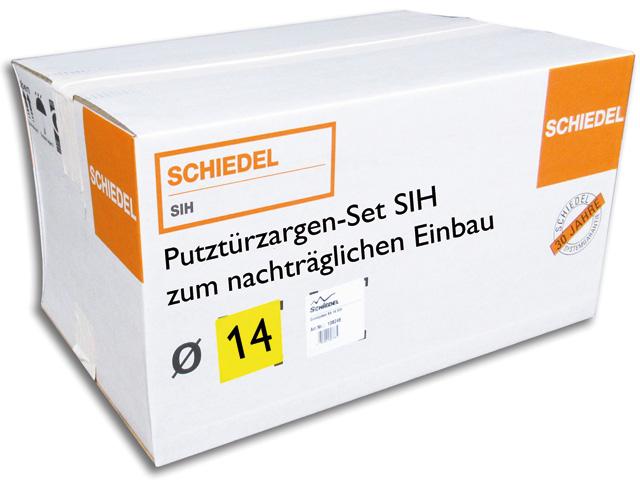 Putzanschluss-Zargen-Set