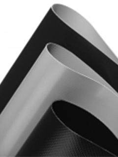 Monarplan PVC Einfassungen (Farbe grau)