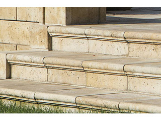 Bradstone Travero Blockstufe