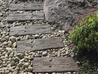 Rohrdorfer bradstone logschwelle fachhandel fetter for Hagebau swimmingpool