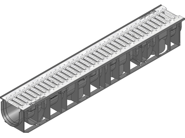 RECYFIX® STANDARD 100, Kombiartikel, PKW-befahrbar