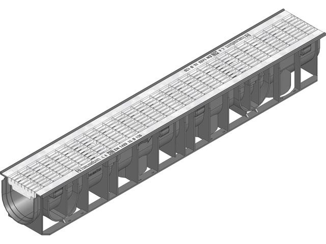 RECYFIX® STANDARD 100, Kombiartikel, Klasse B 125