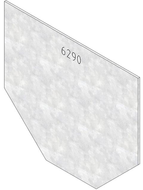 FASERFIX® STANDARD E 100, Stirnwand