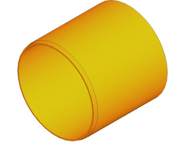 FASERFIX® STANDARD E 100, Kunststoff-Stutzen