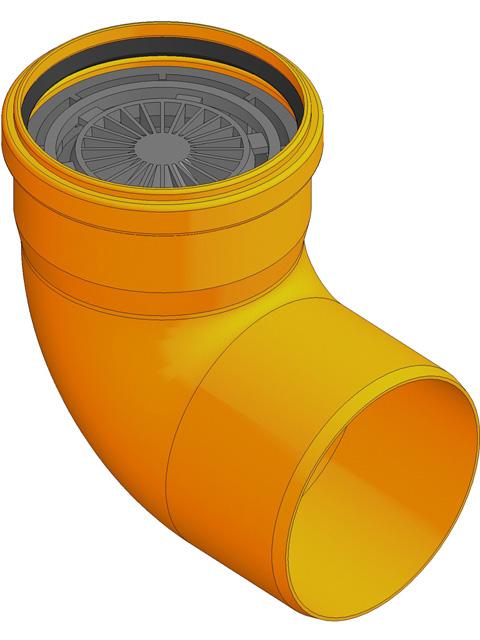 RECYFIX® STANDARD 150, Geruchverschluss