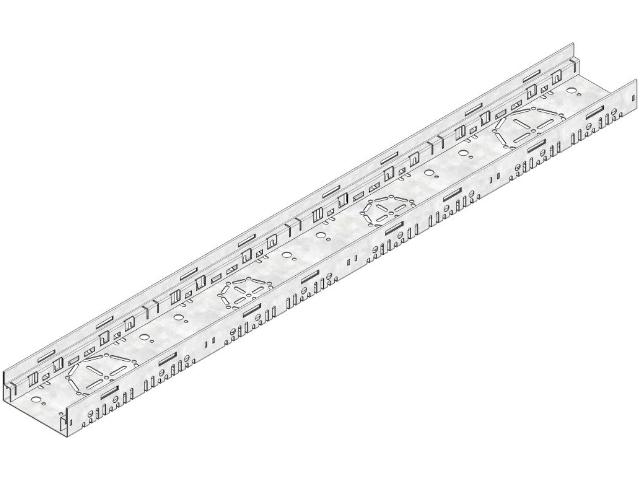 DACHFIX®STEEL 115, Bauhöhe 45mm