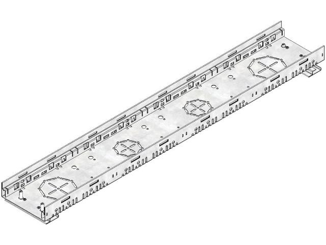 DACHFIX®STEEL 155, höhenverstellbar