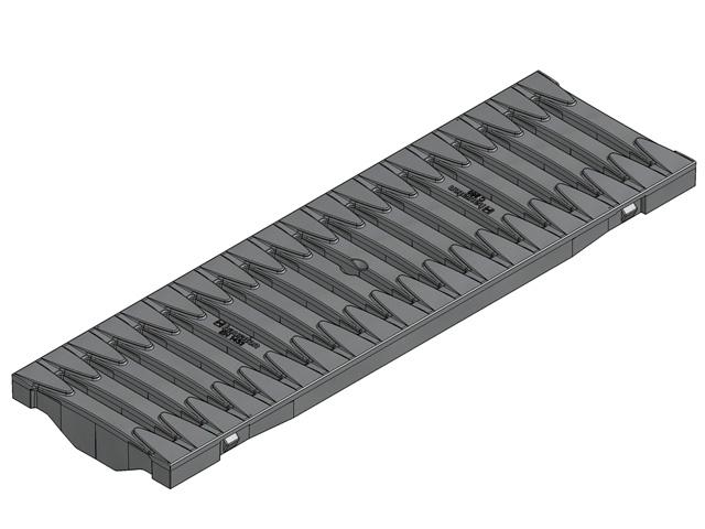 DACHFIX®STEEL 155, Design Stegrost