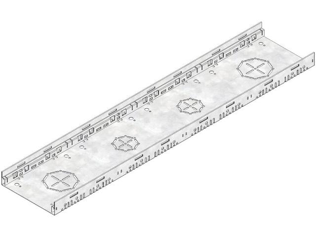 DACHFIX®STEEL 205, Bauhöhe 45 mm