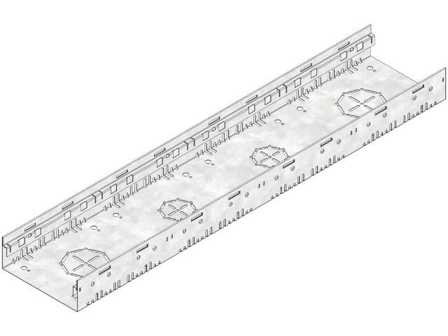 DACHFIX®STEEL 205, Bauhöhe 75 mm
