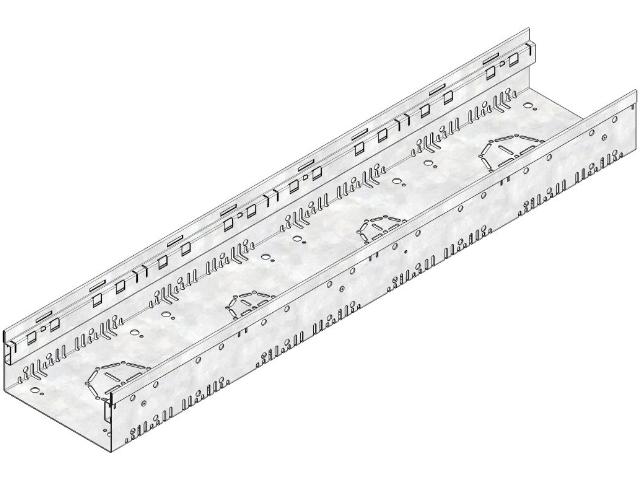 DACHFIX®STEEL 205, Bauhöhe 100 mm