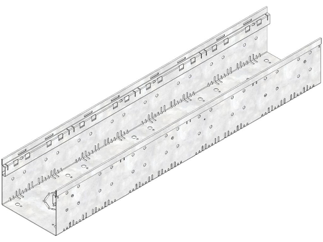 DACHFIX®STEEL 205, Bauhöhe 150 mm