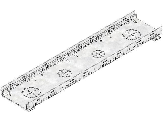 DACHFIX®STEEL 205, höhenverstellbar