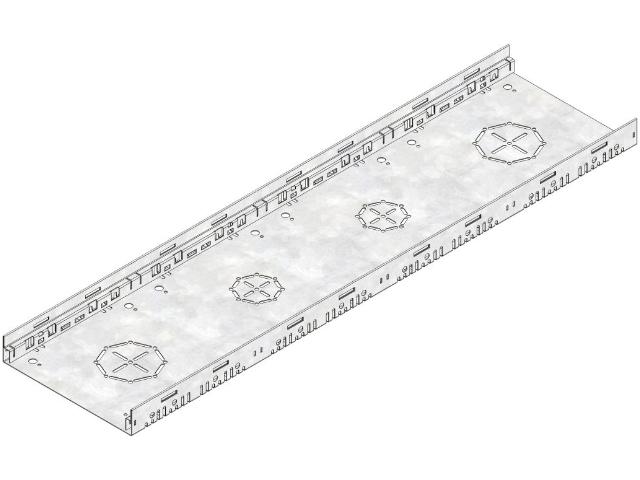 DACHFIX®STEEL 255, Bauhöhe 45 mm