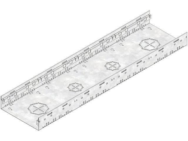 DACHFIX®STEEL 255, Bauhöhe 75 mm