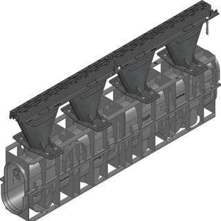 RECYFIX®HICAP®F 1000 bis Klasse D 400