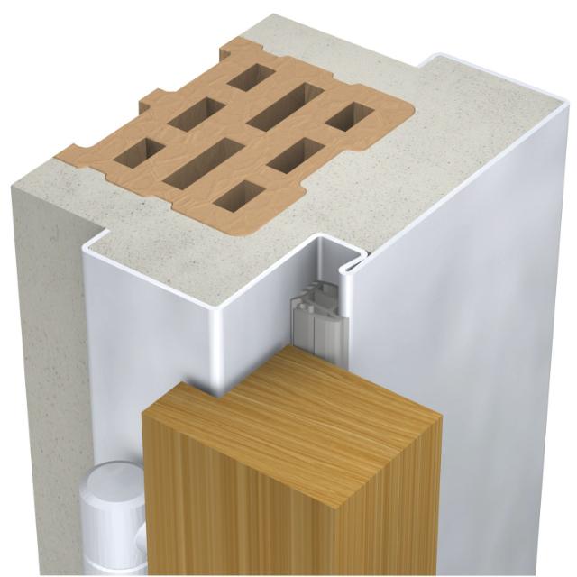 Profil 42 – Vorzugszargen in Normgrößen Profil 42_G