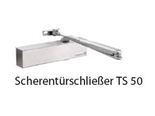 Türschließer - Scherentürschließer für bandseitige Montage