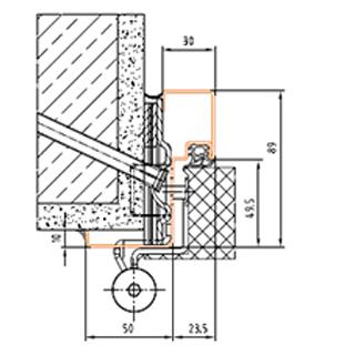 ECONOMY Baumeister-Normelement - EI230-C5 1 flg.