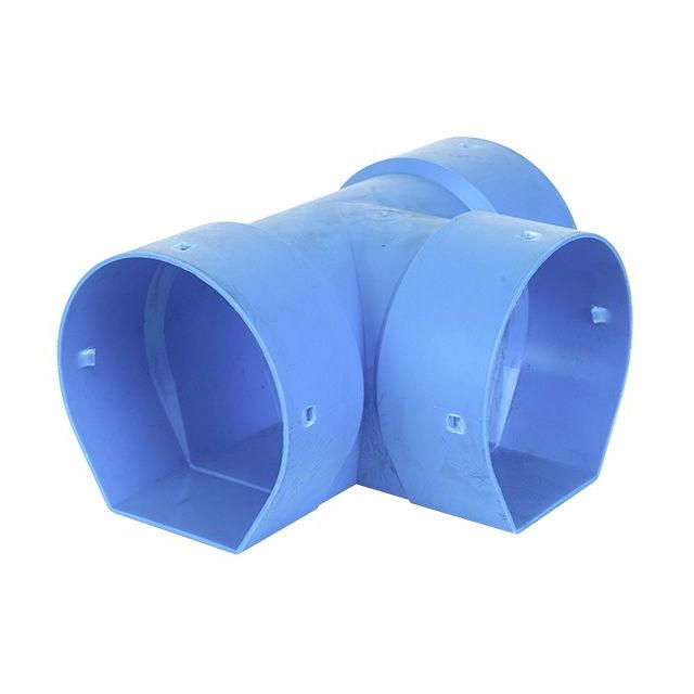Artikelbild PVC-Draen Agrosil T-Stueck 200