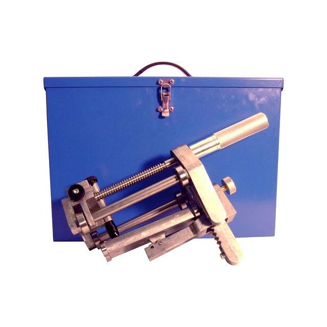 Rotationsschäler PT2 für PE-Druckrohre von 63-250 mm AD