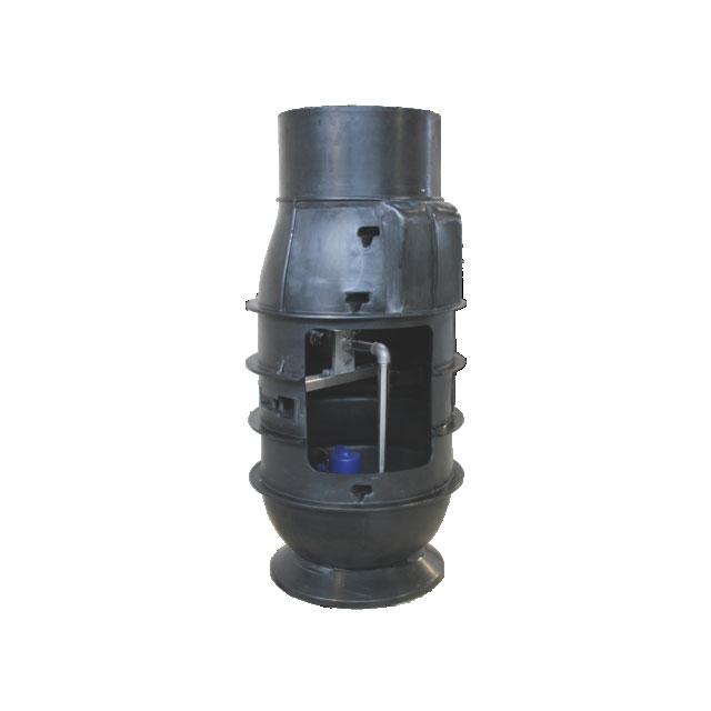 Pumpenschacht Beispiel