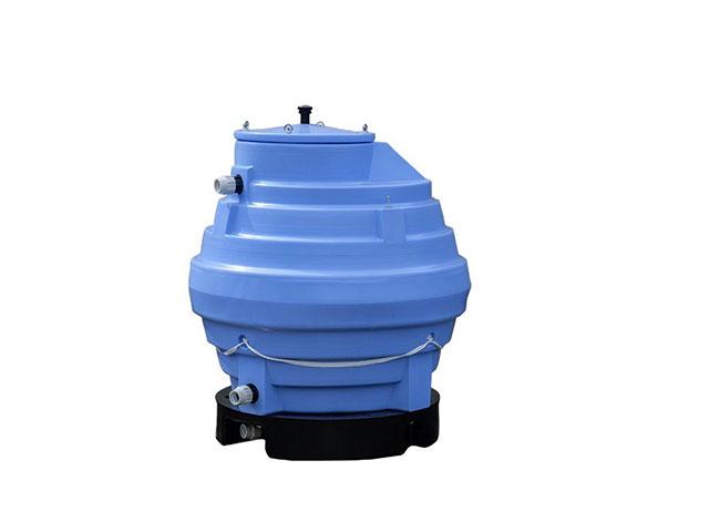 Trinkwasserspeicher 2000 l