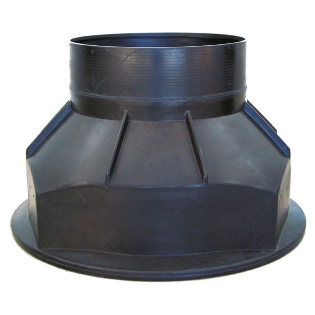 Kabelschächte wasserdicht - PE-Kabelschacht RKS100.63/70