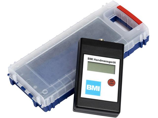BMI Handmessgerät mit LED-Anzeige für Feuchtesensor FS 150