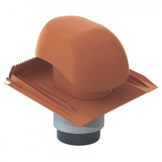 Klöber Venduct® Uni Be- und Entlüfter Set DN 150, wärmegedämmt