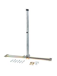 Antennenhalter Universal - Lattenmontage